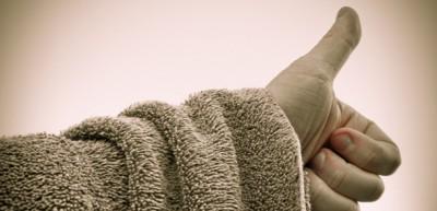 E buon giorno dell'asciugamano a tutti