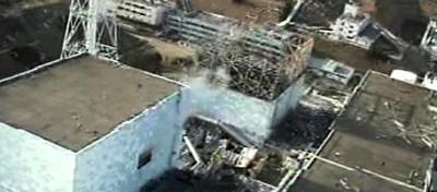 Dentro il reattore 1 di Fukushima