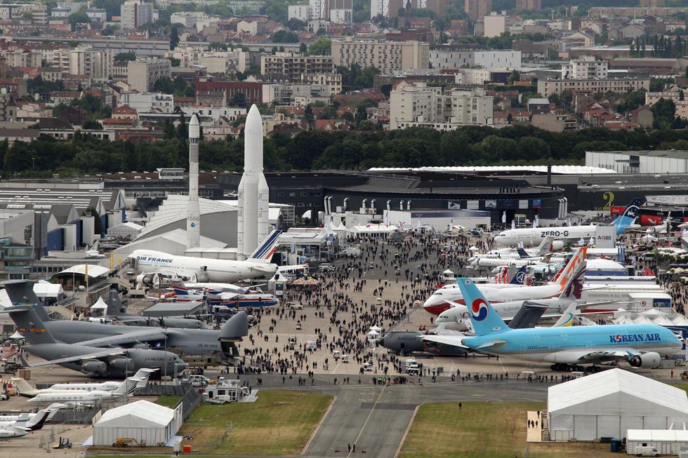 Tutti gli aerei del mondo il post - Salon du musulman bourget ...