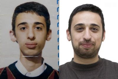 L'imbarazzante foto del passaporto
