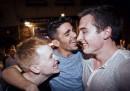 La festa di New York per i matrimoni gay
