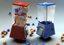 La guerra dei distributori di caramelle