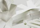 Un giardino di origami