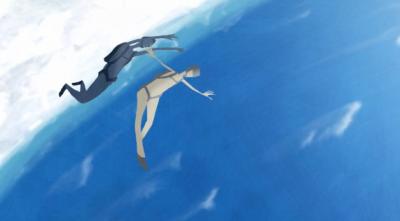 Paracadutismo animato