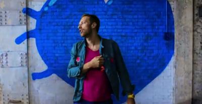 Il nuovo video dei Coldplay