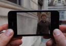 Un'app che vi fa entrare nei film