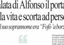 Il mestiere di Alfonso Papa