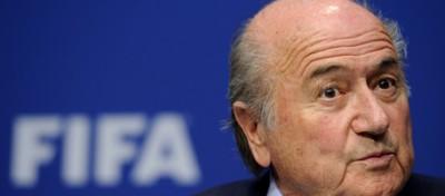 Il giorno di Blatter, di nuovo