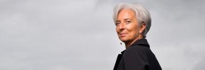 Christine Lagarde è il nuovo direttore dell'FMI