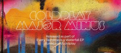 Un'altra nuova canzone dei Coldplay
