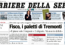 I nuovi font del Corriere della Sera