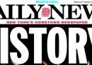Le prime pagine di New York sul matrimonio gay