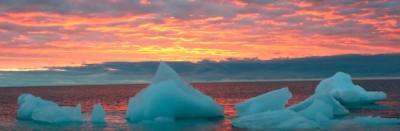 Quanto è spesso il ghiaccio nell'Artico?