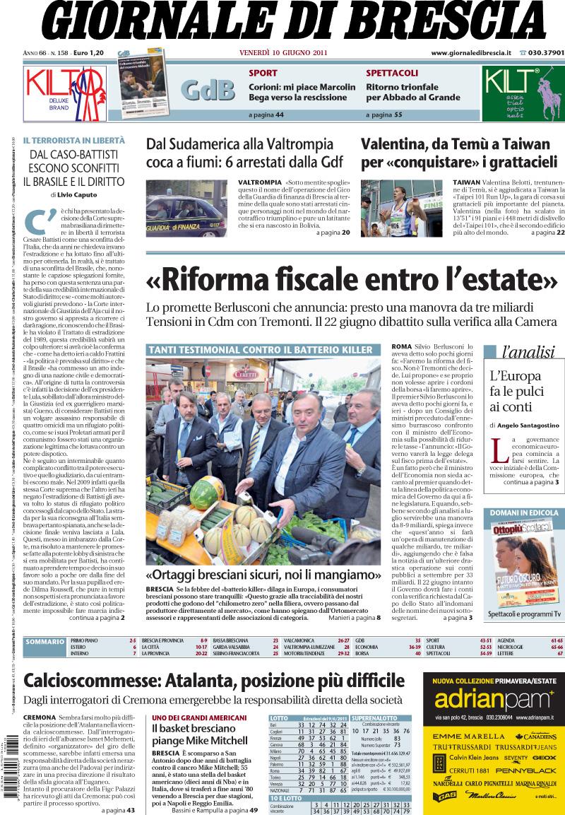 Economia Giornale Di Brescia Html Autos Weblog