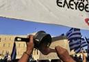 La Grecia a un bivio