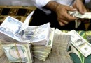 I soldi persi dagli Stati Uniti in Iraq