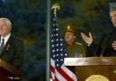 Gli Stati Uniti trattano con i talebani