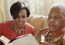 Michelle Obama in Sudafrica
