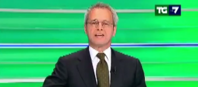Mentana chiede spiegazioni a Telecom su Santoro