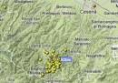 I terremoti in Romagna