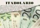 Itabolario: Euro (1999)