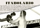 Itabolario: Pugilato (1933)