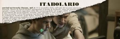 Itabolario: Social Network (2010)
