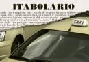 Itabolario: Taxi (1914)