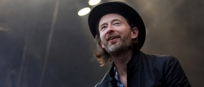 I Radiohead a Glastonbury
