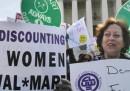 La Corte Suprema USA boccia la class action contro Wal-Mart