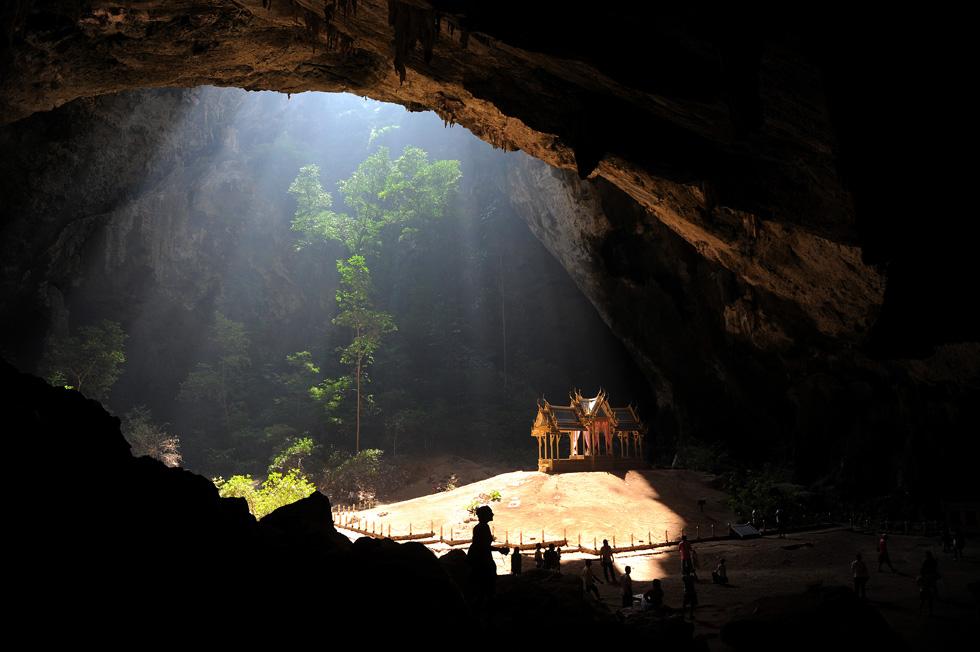 Scene dal sottosuolo il post for Piani di caverna dell uomo