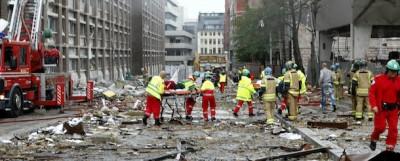 Gli attentati in Norvegia