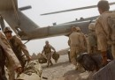 I primi passi per il ritiro dall'Afghanistan