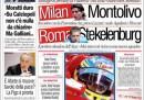 PP de Corriere dello Sport (Italia)