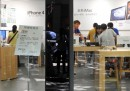 I finti Apple Store in Cina