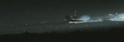L'ultimo rientro dello Shuttle