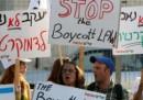 La legge contro i boicottaggi in Israele