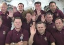 Obama parla con gli astronauti sulla stazione spaziale internazionale
