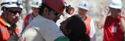I 33 minatori cileni, un anno dopo