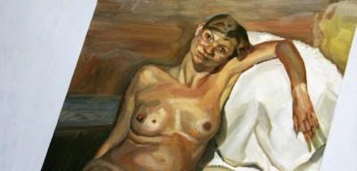 Le opere di Lucian Freud