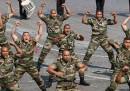La paratà militarè di ierì a Parì