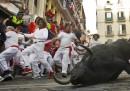 Pamplona è sempre Pamplona