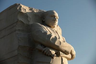 Il memoriale per Martin Luther King