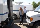 L'arresto di Daryl Hannah