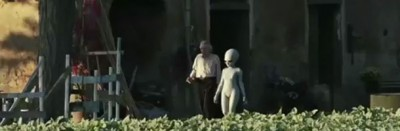 Gli alieni al Tg3 nel nuovo film di Gipi