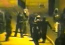 Il video delle violenze a Birmingham
