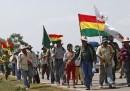 La protesta degli indios contro Evo Morales
