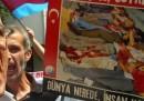 Le violenze etniche a Kashgar, in Cina