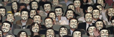 La storia della maschera di Guy Fawkes