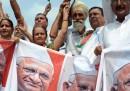 Anna Hazare riprende lo sciopero della fame